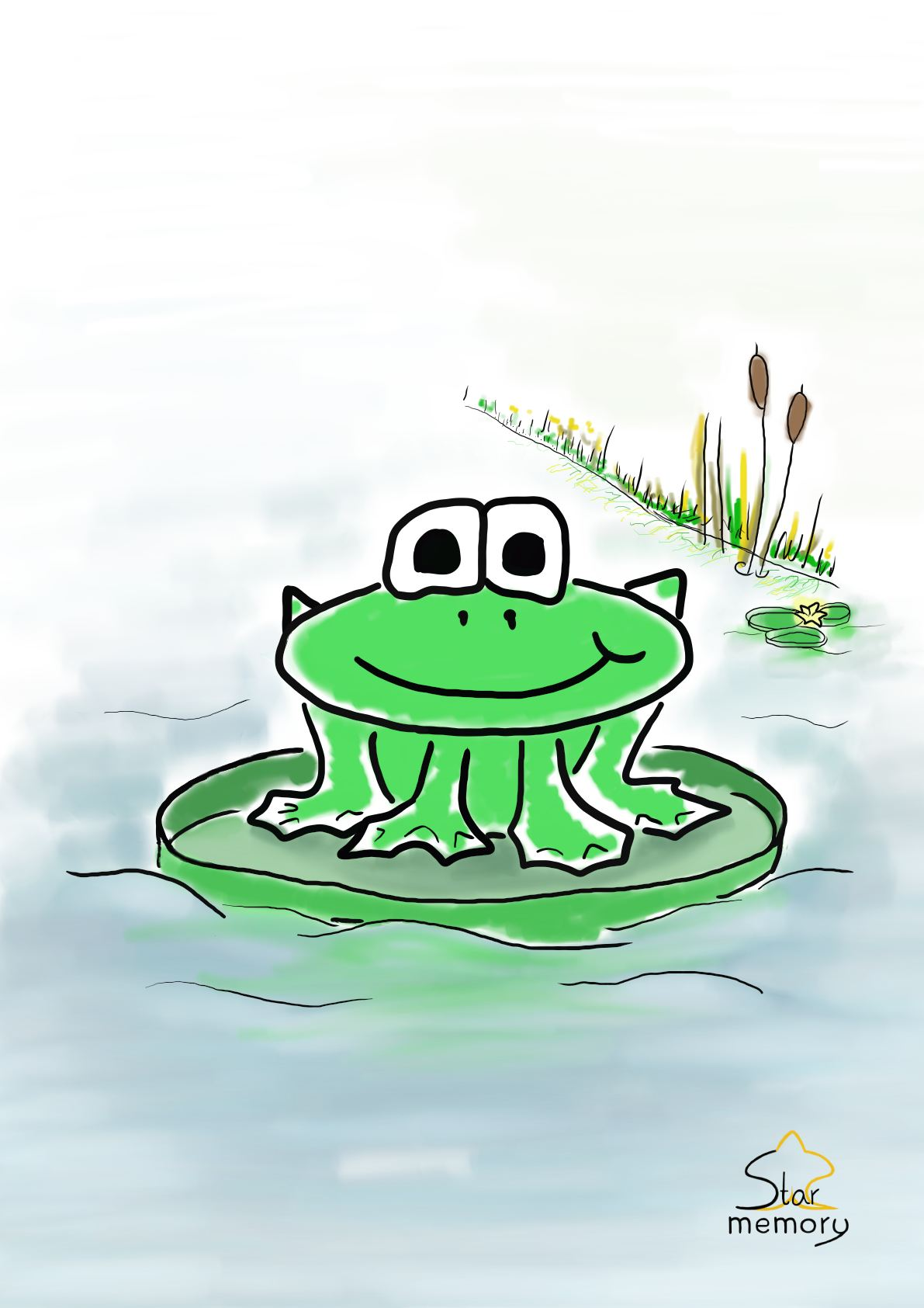 Frog Color
